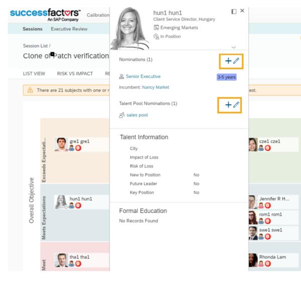 SAP SuccessFactors Q3 2019 Update
