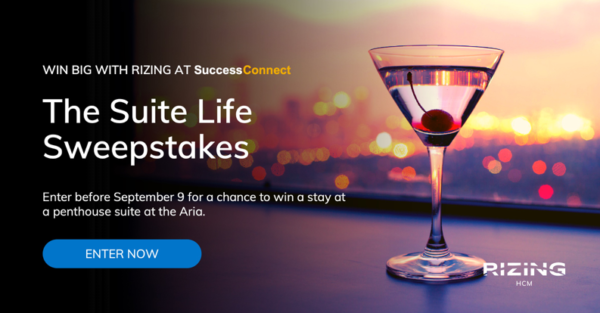 SuccessConnect suite life sweepstakes