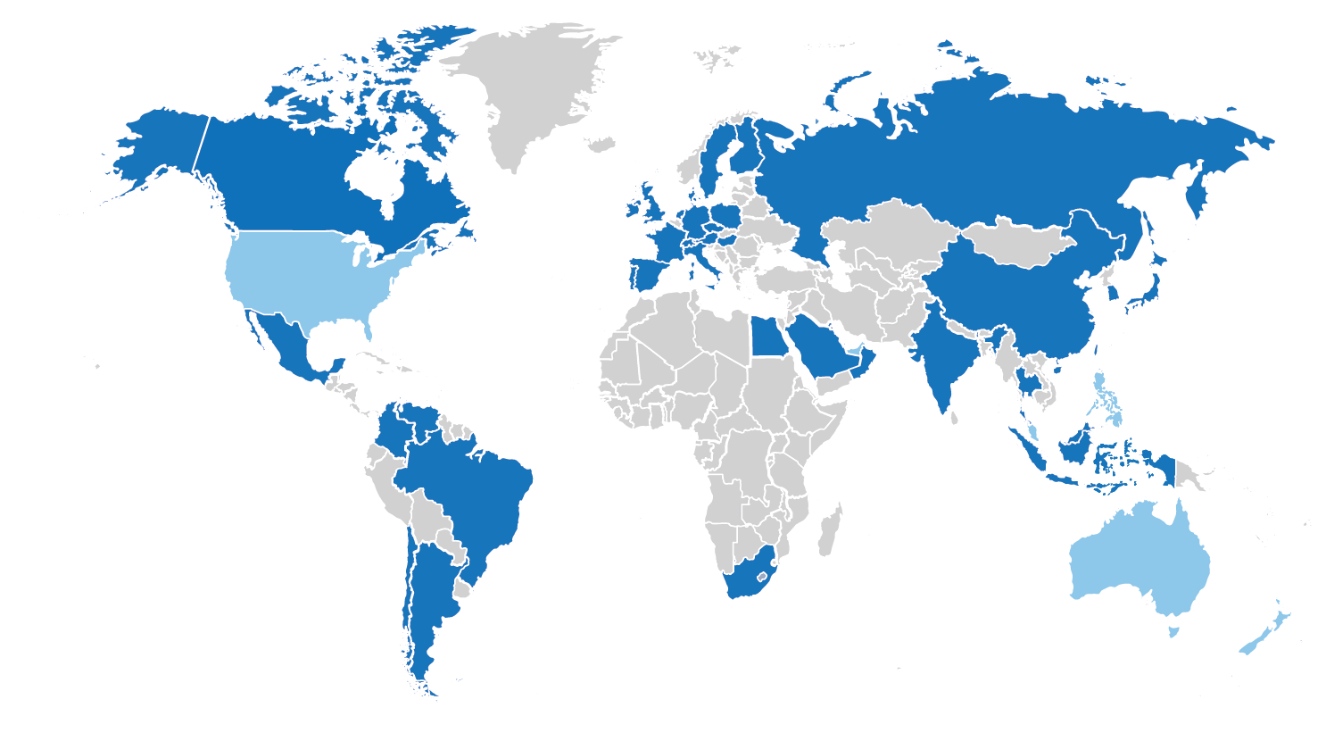 Synchrony Payroll Supported Countries