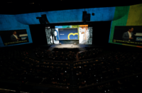 SuccessConnect keynote main stage